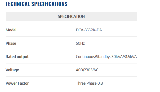 adonstore.com -DCA-35SPK-DA-spec