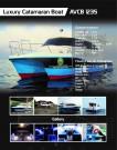 Luxury Catamaran Boat – AVCB 1235