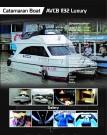 Catamaran Boat – AVCB 1132 Luxury
