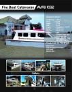 Fire Boat Catamaran – AVFB 1032