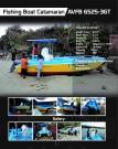 Fishing Boat Catamaran – AVFB 6525-3GT
