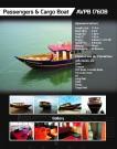 Passengers and Cargo Boat – AVPB 1760B