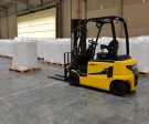HYUNDAI BATTERY FORKLIFT 18B-9