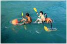Perahu Kaca (Transparent Kayak)